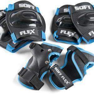 Soft Flex Suojasetti 6 osaa 6-10 v.