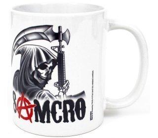 Sons of Anarchy Samcro Reaper muki