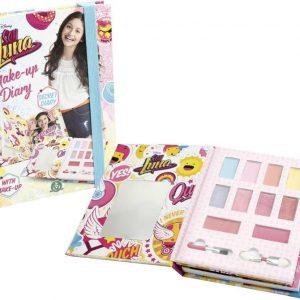 Soy Luna Päiväkirja jossa meikkejä