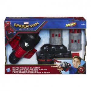 Spiderman Feature Blasteri