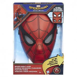 Spiderman Feature Maski