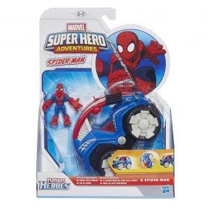 Spiderman Kulkuneuvo Ja Hahmo