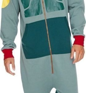 Star Wars Boba Fett Jumpsuit