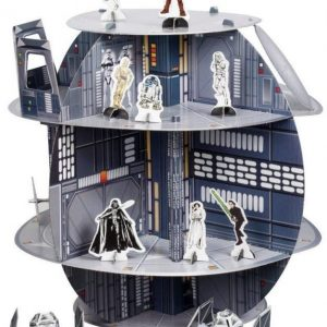 Star Wars Cardboard House