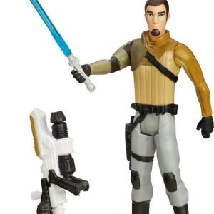 Star Wars E7 Single Figures Snow/Desert Kanan Jarrus 9