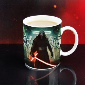 Star Wars Ep7 Kylo Ren Mug
