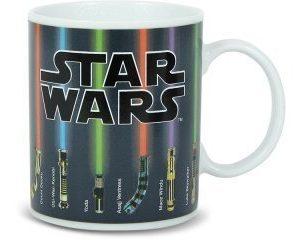 Star Wars Lightsaber muki