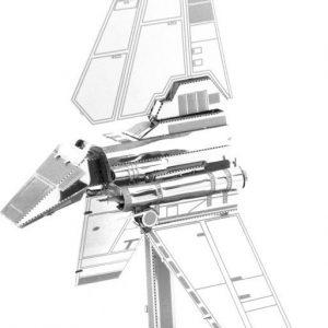Star Wars Metal Model Classic Imperial Shuttle