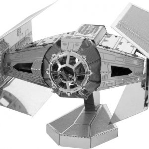 Star Wars Metal Model Darth Vader Tie Fighter