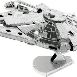 Star Wars Metal Model Millennium Falcon