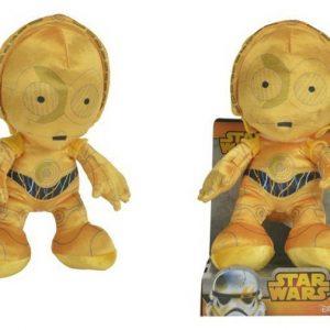 Star Wars Pehmohahmo C3PO 25 cm