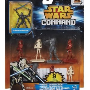 Star Wars Rebels Command Battle Hahmopakkaus