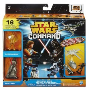 Star Wars Rebels Command Invasion Hahmopakkaus