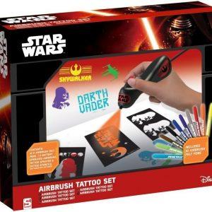 Star Wars Tatuointisetti Airbrush