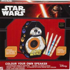 Star Wars Tee itse Velvet Art -kaiutin