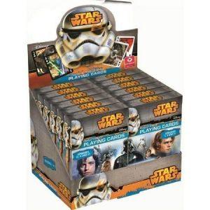 Star Wars pelikortit