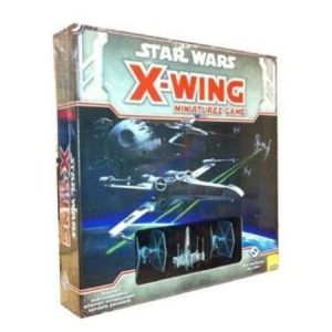 Star Wars x-wing peli