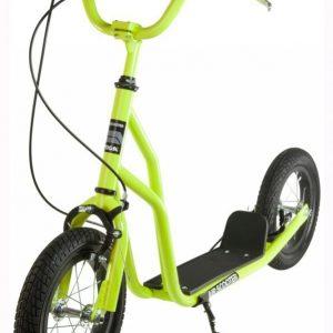 Stiga Air Scooter Potkupyörä Limenvihreä