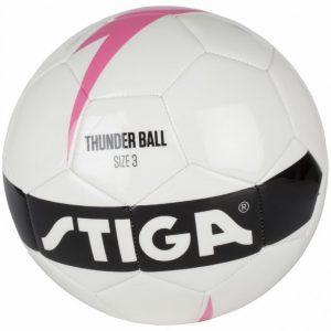 Stiga Jalkapallo Valkoinen/Vaaleanpunainen Koko 3