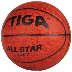 Stiga Koripallo All Star Koko 7 Orange