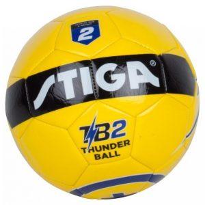 Stiga Thunder Jalkapallo Koko 2 Keltainen