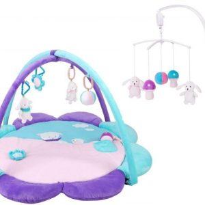 Stoy Baby Musiikkimobile + Vauvajumppa Lammas & Kani Paketti