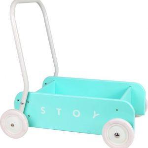Stoy Baby Taaperokärry Mintunvihreä