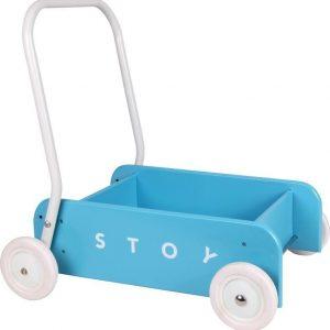 Stoy Baby Taaperokärry Sininen