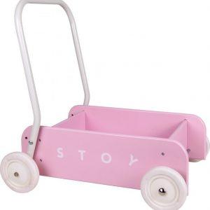 Stoy Baby Taaperokärry Vaaleanpunainen