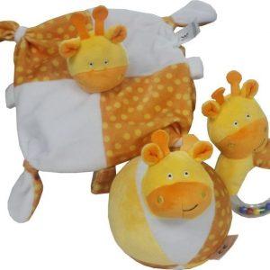 Stoy Baby Vauvan leikkisetti 3 osaa Kirahvi