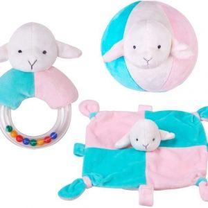 Stoy Baby Vauvan leikkisetti 3 osaa Lammas