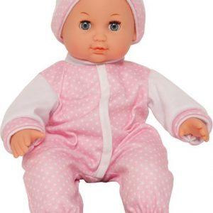 Stoy Dolls Nukke pehmeällä vartalolla ja varusteet 30 cm