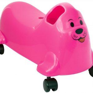 Stoy Play Ride on Merileijona Vaaleanpunainen