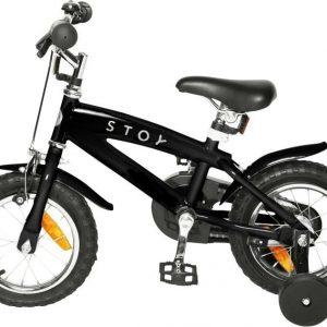 Stoy Speed Polkupyörä 12 tuumaa Musta