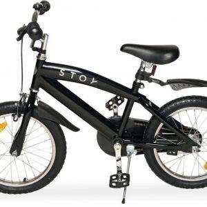 Stoy Speed Polkupyörä 16 tuumaa Musta