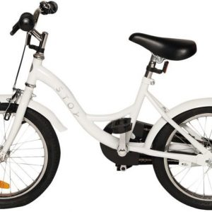 Stoy Speed Polkupyörä 16 tuumaa Valkoinen