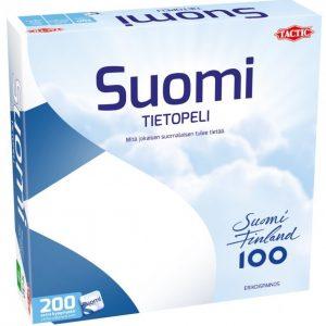 Suomi Tietopeli Lautapeli