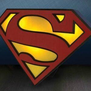 Superman valaisin