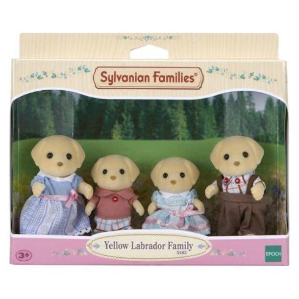 Sylvanian Families - Labradorin perhe