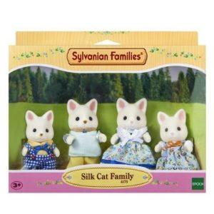 Sylvanian Families - Silkkikissa perhe