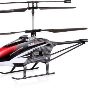 Syma Iso helikopteri S33 75 cm Punainen
