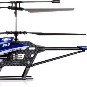 Syma Iso helikopteri S33 Sininen