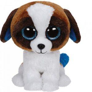 TY Duke Ruskea/valkoinen koira Medium