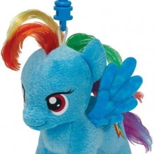 TY My Little Pony Rainbow Dash Clip