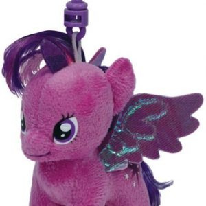 TY My Little Pony Twilight Sparkle Clip