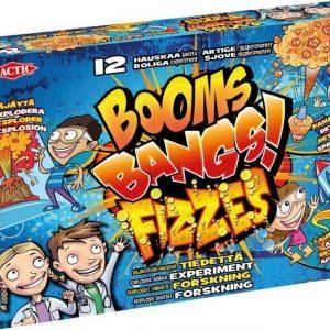 Tactic Booms Bangs Fizzes Tutkimuslaatikko