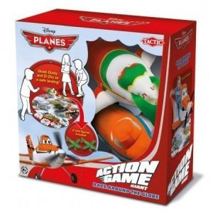 Tactic Disney Planes Action Game peli