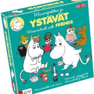 Tactic Lastenpeli Muumipeikko ja ystävät