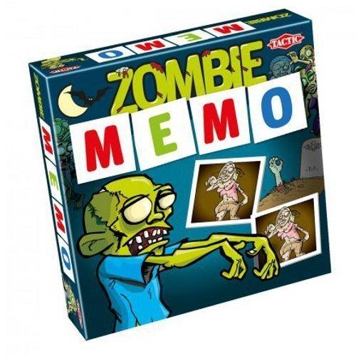 Tactic Lastenpeli Zombie Memo
