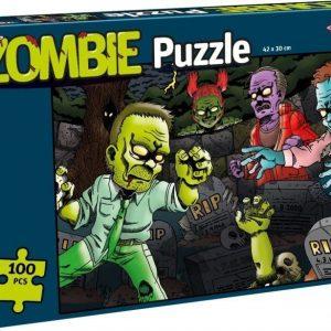 Tactic Palapeli Zombie 100 palaa